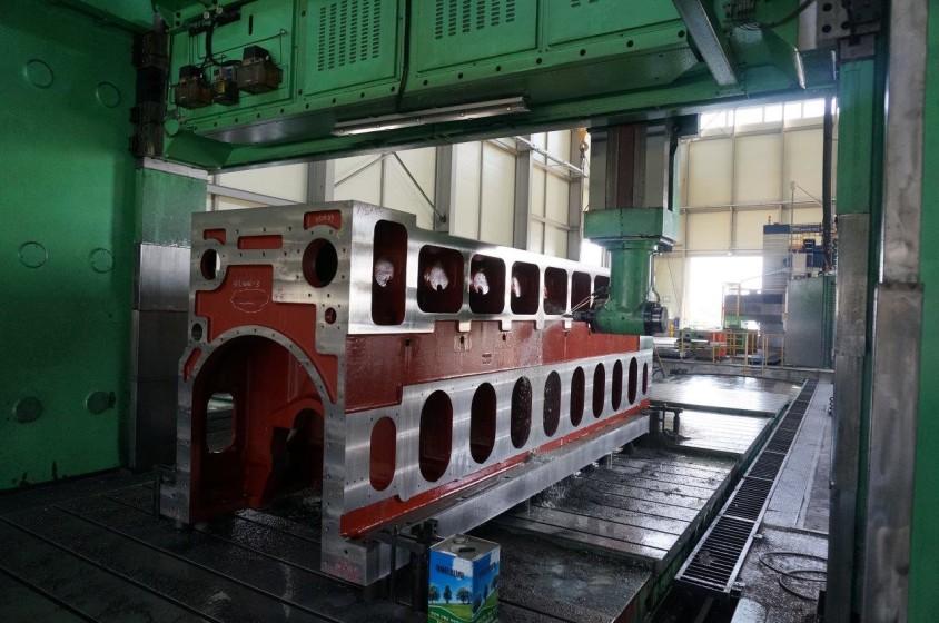 HNK CNC Planer Milling Machine 3
