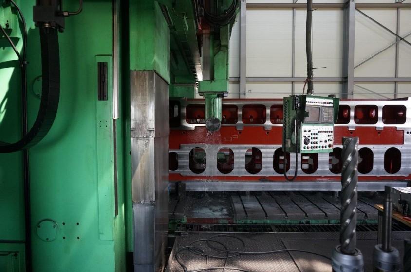 HNK CNC Planer Milling Machine 4