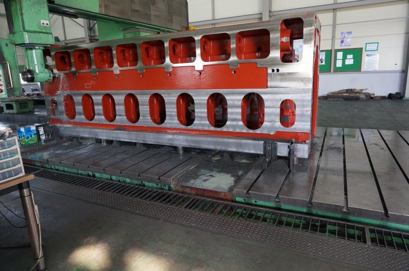 HNK CNC Planer Milling Machine 5