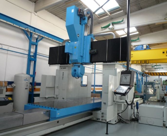 zayer kp 5000 cnc 5 axis bridge type milling machine shub machinery