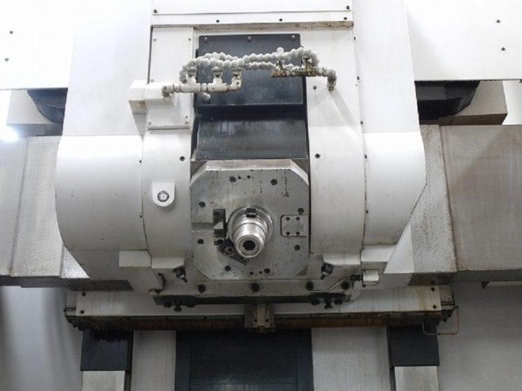 Okuma VTM-120YB CNC 5-Axis Multi-Function Vertical Turning/Machining